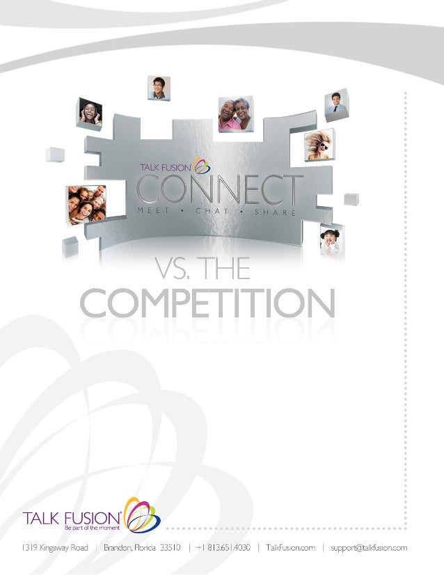 Talkfusion connect vs competition