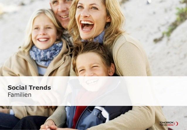 Social Trends Familien