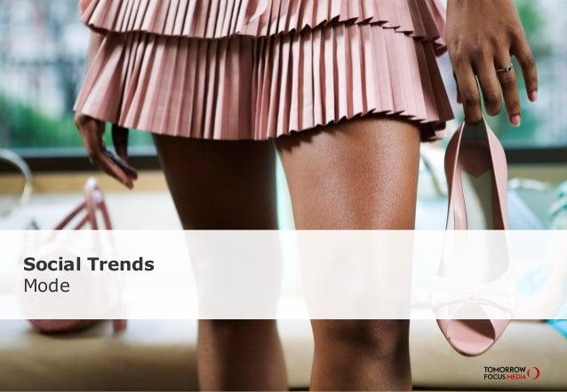 Social Trends Mode