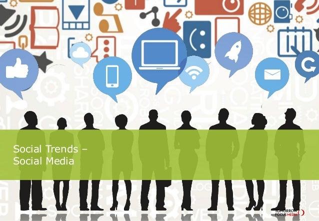 Social Trends – Social Media