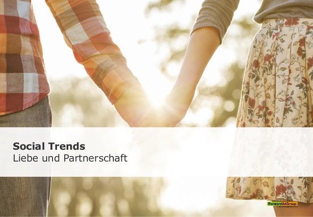 Social Trends Liebe und Partnerschaft
