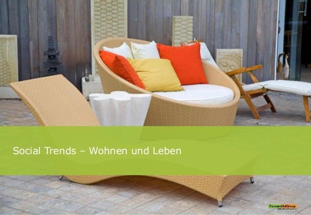 Social Trends – Wohnen und Leben