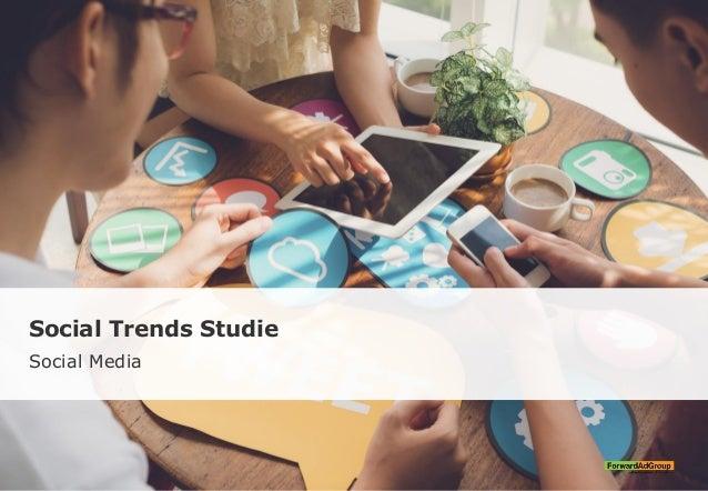 Social Trends Studie Social Media