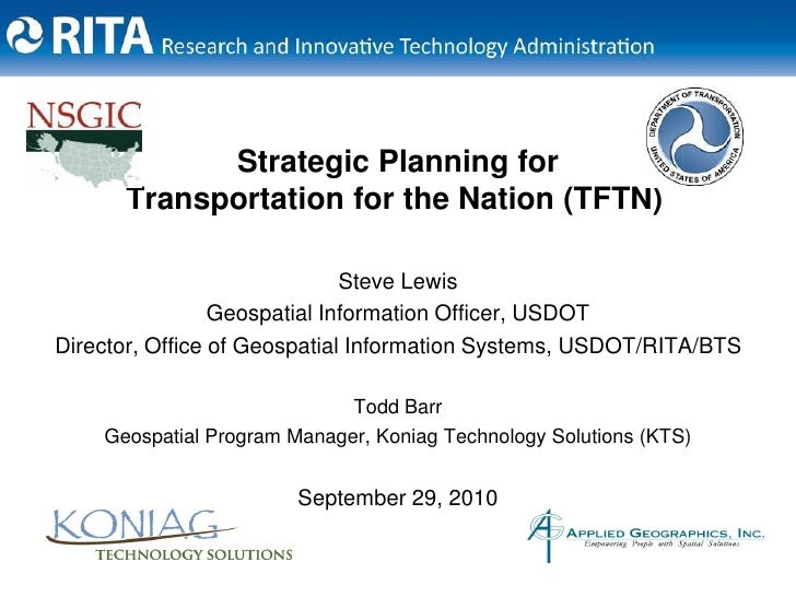 TFTN GIS Pro in Orlando