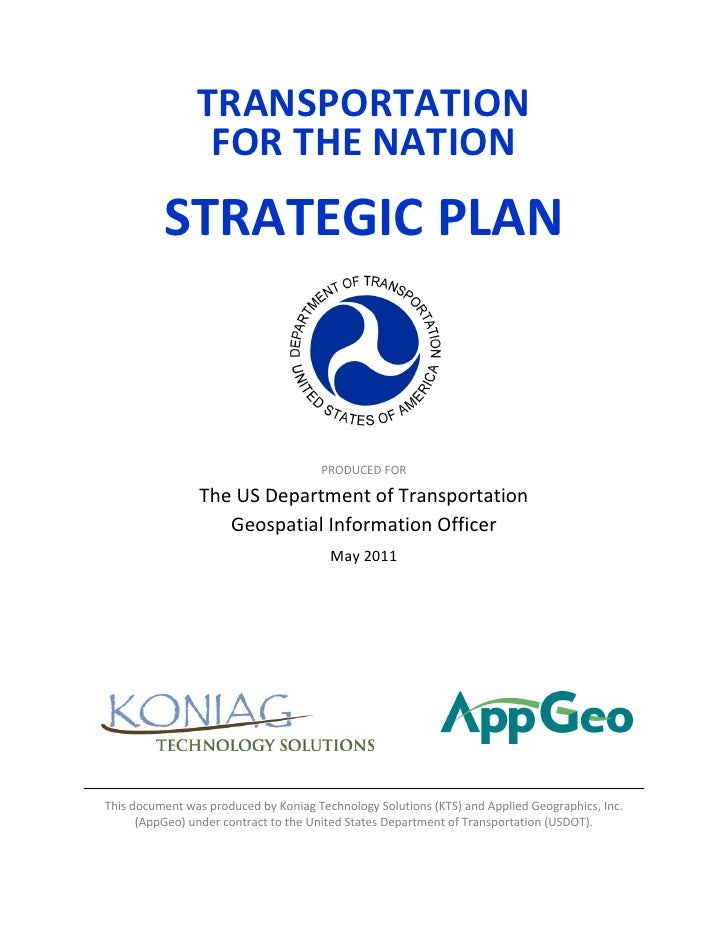 TFTN Strategic Plan