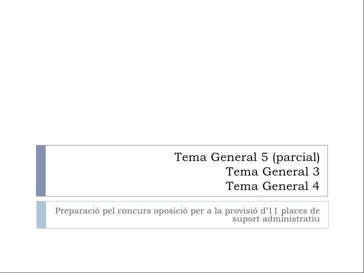 Administratius XALOC 2012 (TG5par-TG3-TG4)