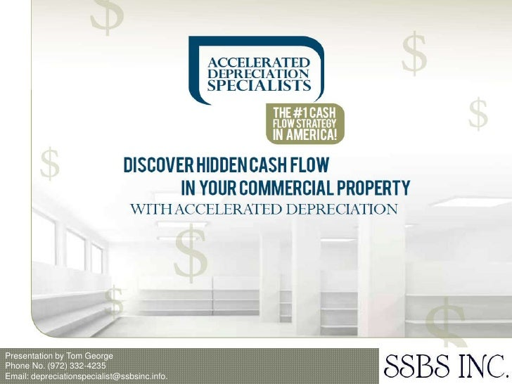 Accelerated Depreciation for Commercial Properties