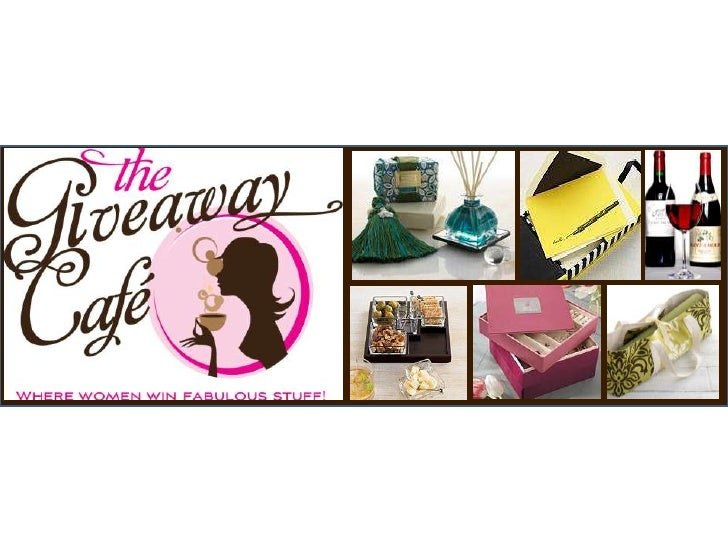 The Giveaway Cafe