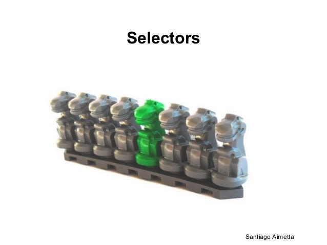 Selectors Performance