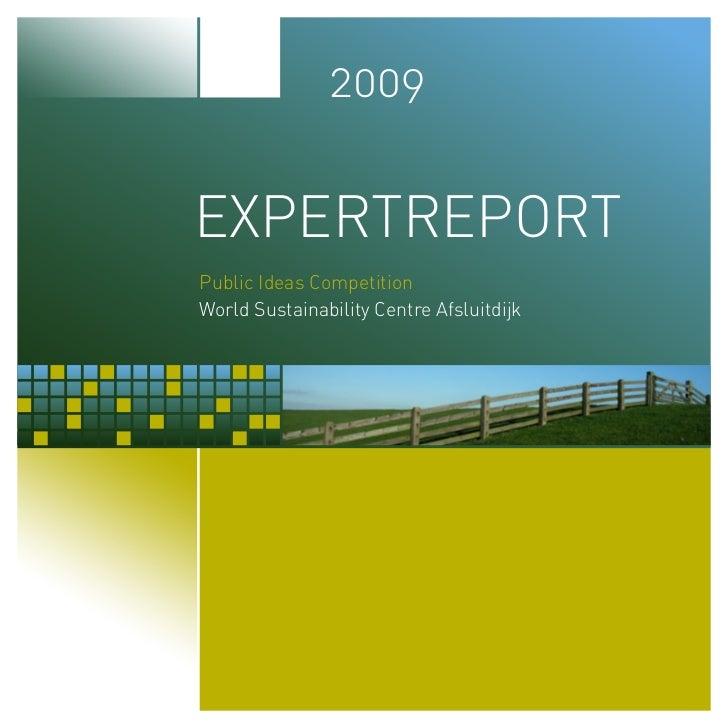 TGJ Communicatie Open Desing Competition expertrapport