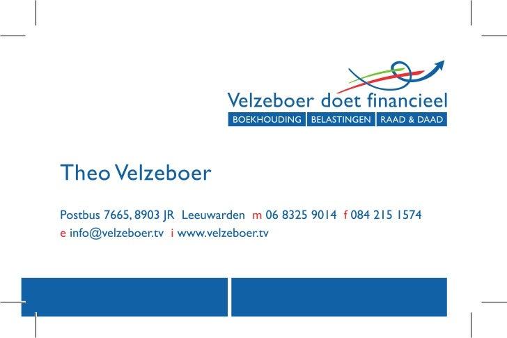 TGJ Communicatie Velzeboer doet financieel huisstijl