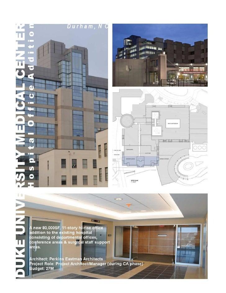 Select Work: Architecture & Design
