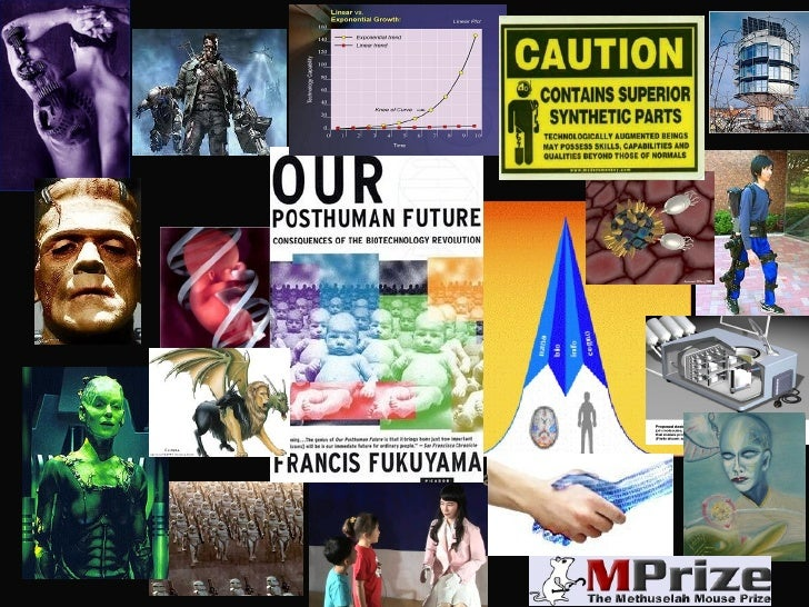 Transhumanimsus - Selbst- und Fremdverstaendnis