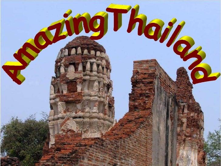 Ayutthaya AmazingThailand