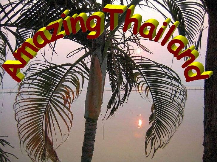Thailanda AmazingThailand