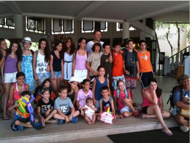 Thailand family trip summer 2010