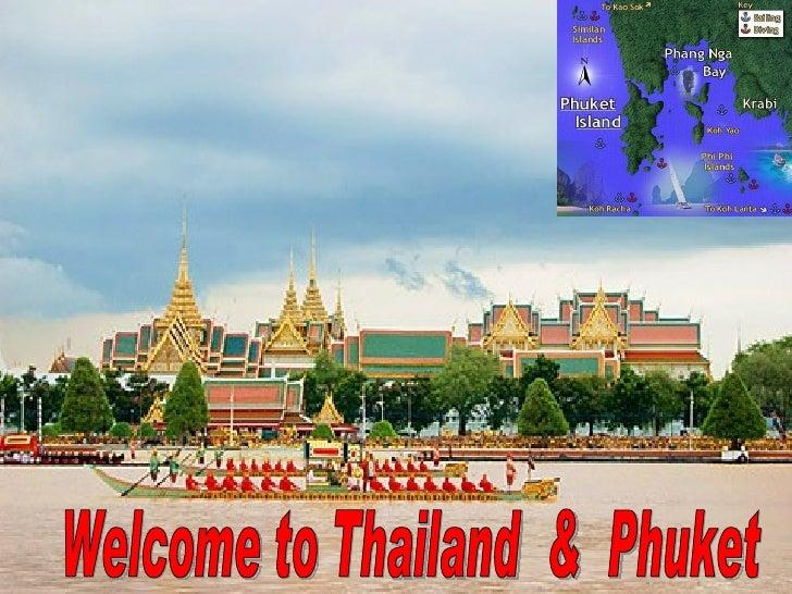 Thailand & phuket