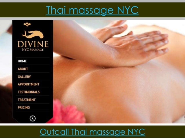 thai massage outcall wow