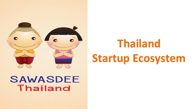 Thailand  Startup Ecosystem