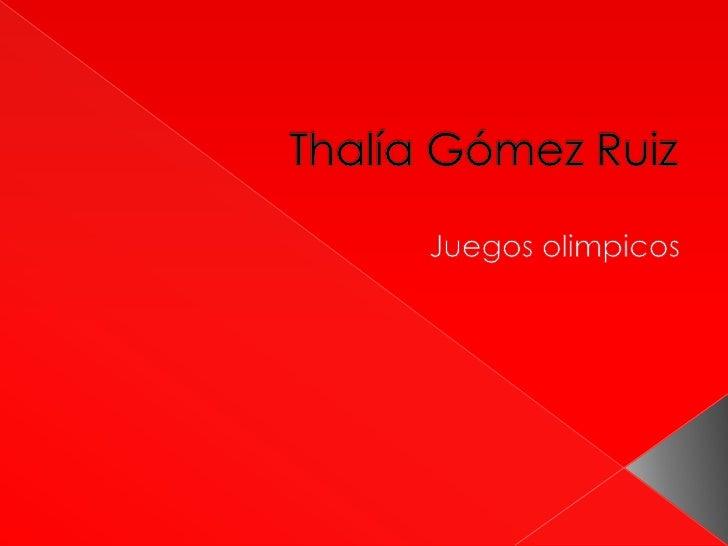 juegos olimpico
