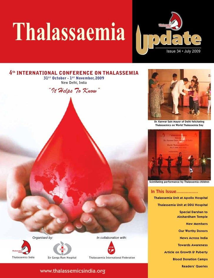 Thalassemic update