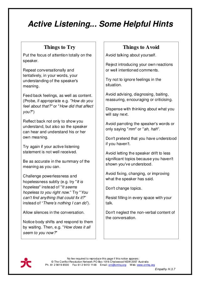 Active Listening Skills Worksheets Free Worksheets Library – Active Listening Skills Worksheets