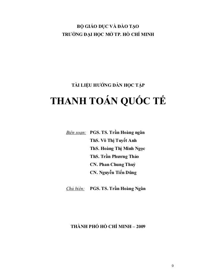 Thanh toan quoc te