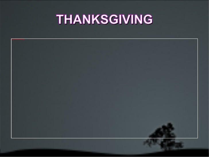 Thanksgiving by antonio , alejandro and manolo