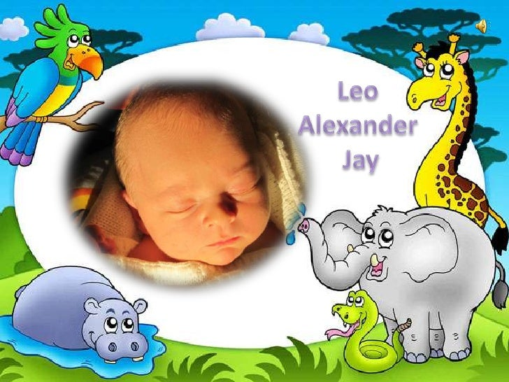Leo <br />Alexander<br /> Jay<br />