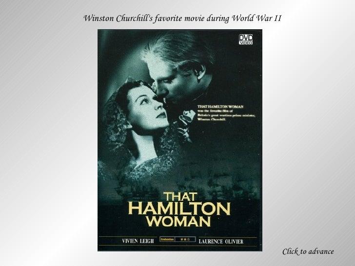 That Hamilton Woman!