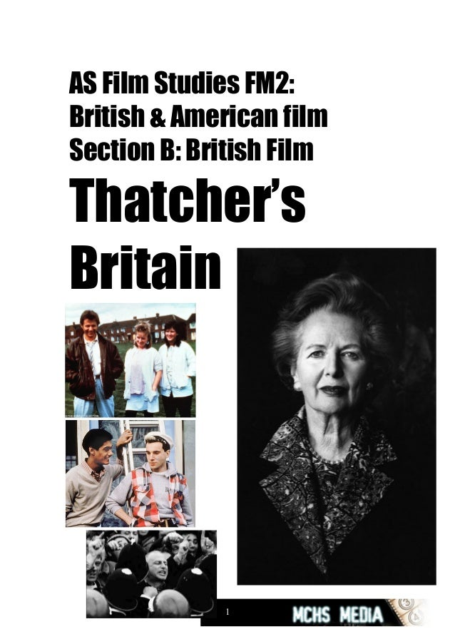 Thatchers britain booklet