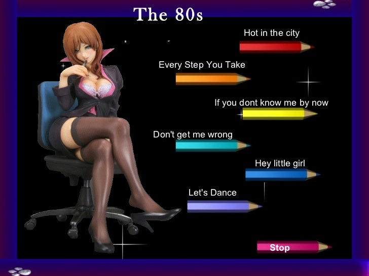 The 80s-