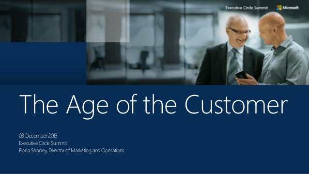 Explore the Age of the Customer