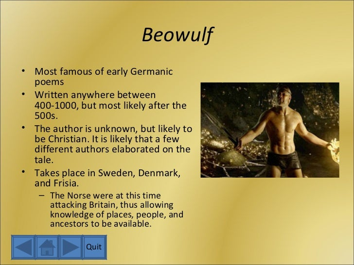opposing character elements in beowulf essay