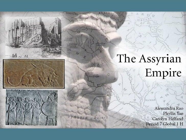 The Assyrian Em...
