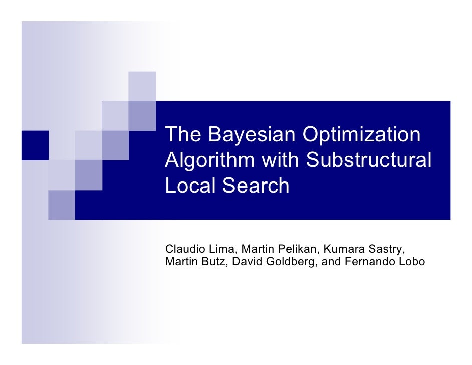 The Bayesian Optimization Algorithm with Substructural Local Search
