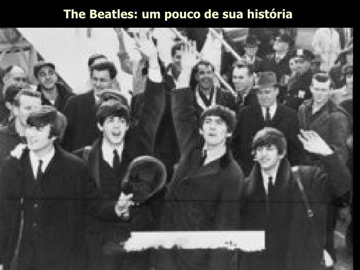 The Beatles: um pouco de sua história