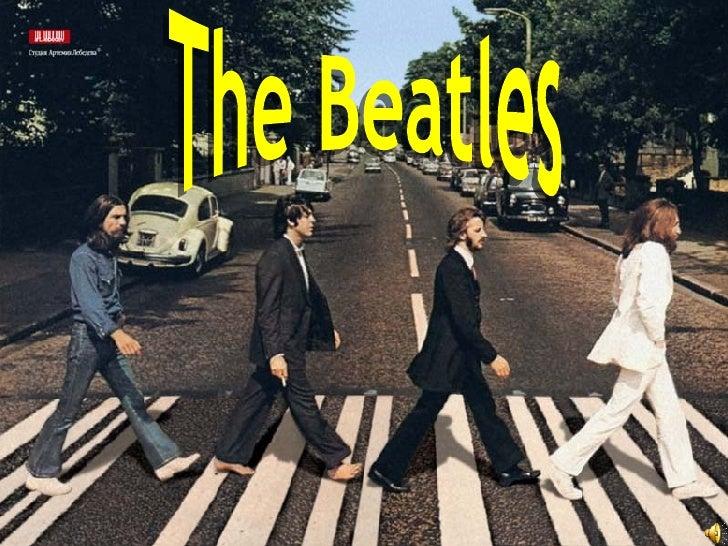 The Beatles Seib y Salido