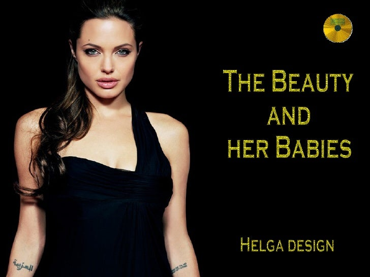 The Beauty  and  her Babies Helga design
