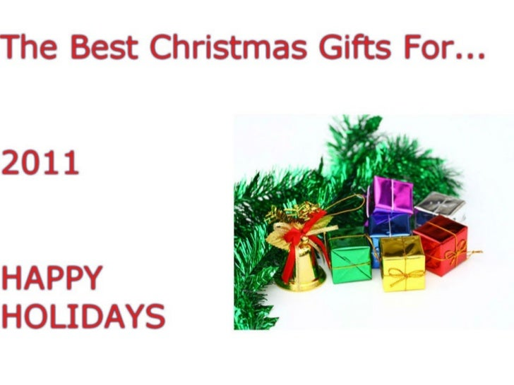 The best-christmas-gifts-2011
