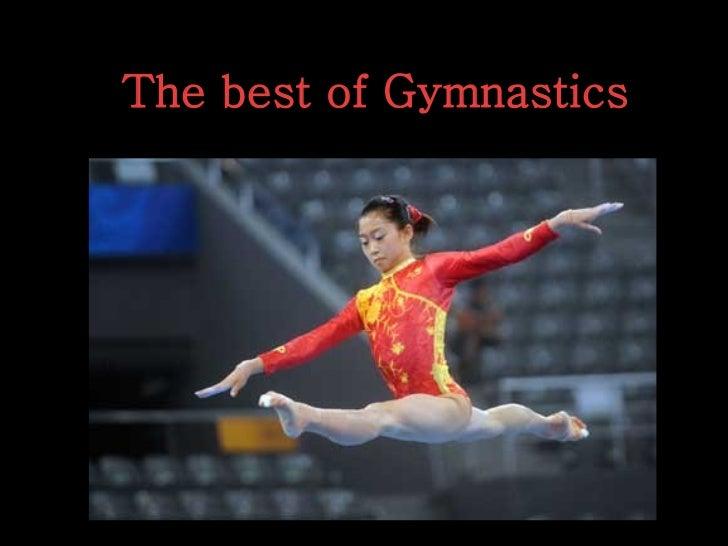 The best of Gymnastics