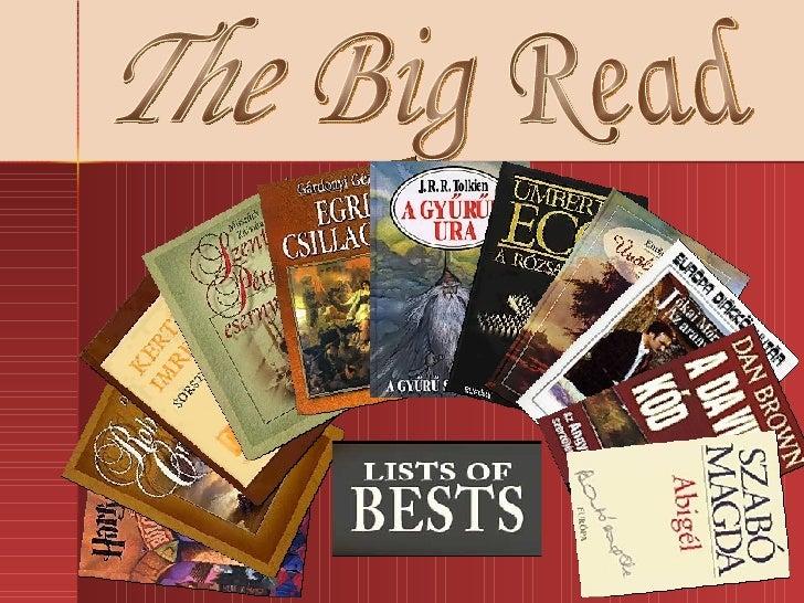 The  Big  Read