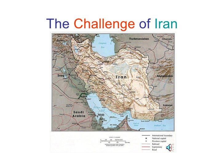 The  Challenge  of  Iran