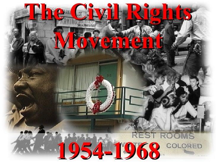 The Civil Rights Movemen 07