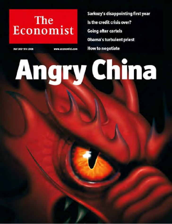 The Economist - May 3, 2008