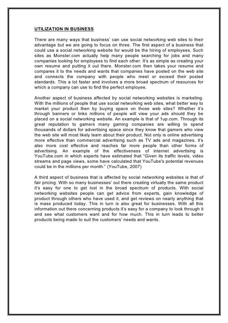 Media And Society Essay