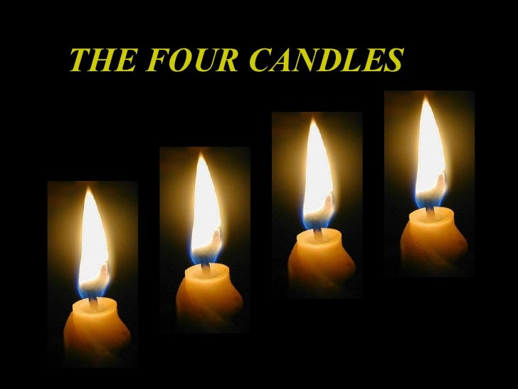The Four Candles