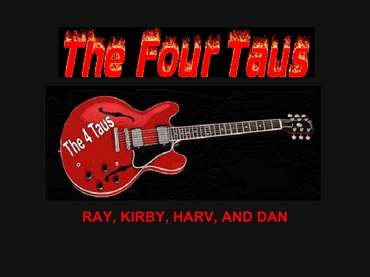 The Four Taus Band 1964