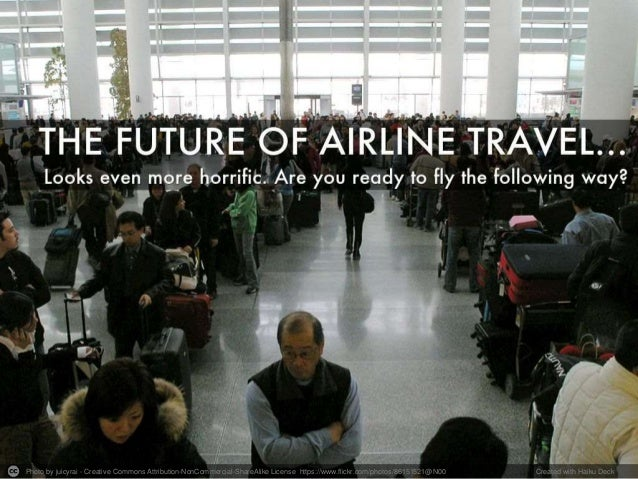 Is this the future of airline travel? According to Airbus, it is. And it's horrifying.