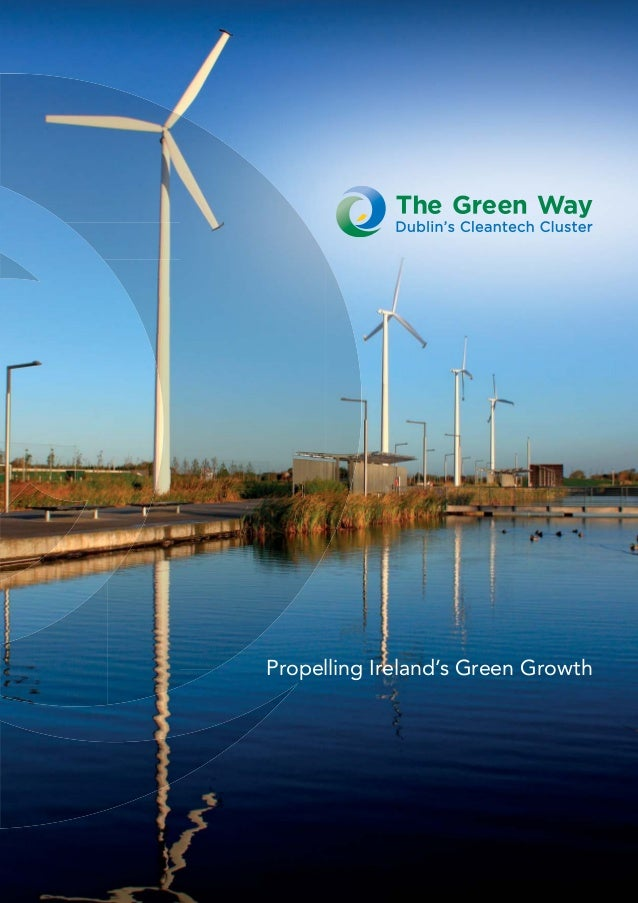 Propelling Ireland's Green Growth